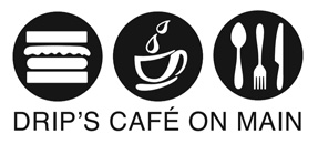 Drip Coffee House – Main Logo